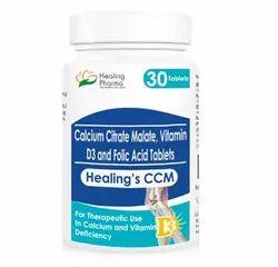Calcium & Vitamin