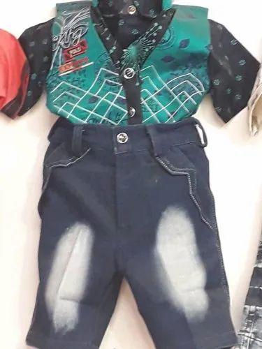 68ad0f738 Kids Casual Wear Dress at Rs 320 /piece | Children Wear - Uthaiyam ...