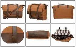 Leather Portfolio Bags Exporter