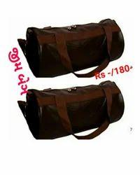 Brown Luggage Bag