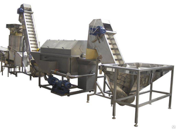 Fresh Vegetable and Fruit Processing Line