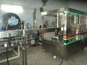 Automatic 40 BPM Bottle RFC Machine