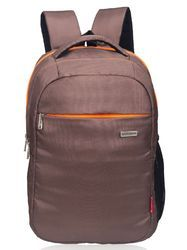 Ladies Cosmus Donex Brown Laptop Backpack