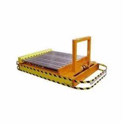 Pallet Conveyor Transfer Carts