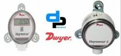 Dwyer MS -311 Magnesens Differential Pressure Transmitter