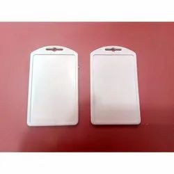 A-28 Double Side Pasting ID Card Holder