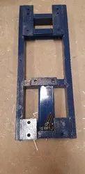 Mild Steel C Channel Motor Base Frame, in Gujarat