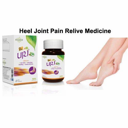 Heel Joint Pain Relive Medicine