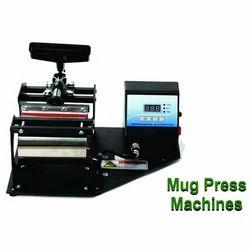 Mug Press Machine, Automatic Grade: Manual