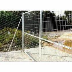 Weld Mesh Gate