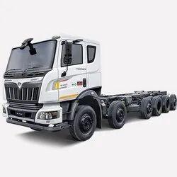 马恒达布拉索x49 BS6多轴刚性卡车