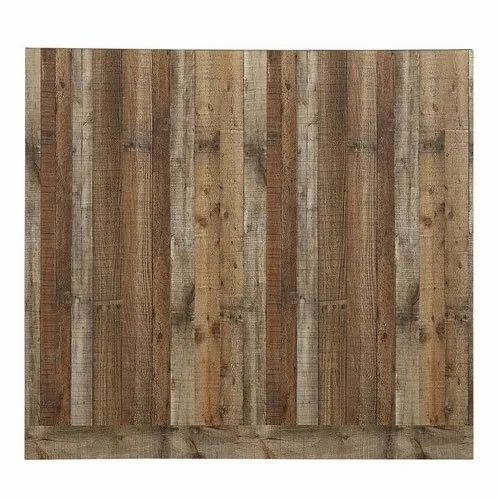 Brown Plain Wooden Wall Panel, Size: 8 X 2 Feet