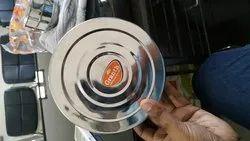 Round Ss 10inchi Dibbi, For Home