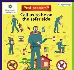 Industrial Pest Control, In Mumbai