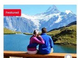 6 Nights 7 Days 2 Kashmir Honeymoon Tour Packages, Srinagar