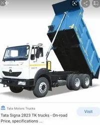 Tata Signa Truck hydraulic repairing service