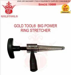Gold Tool Big Power Ring Stretcher For Jewellery