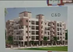 23lakh Sell Price 1bhk Flat, For C-103,1 St Foolr