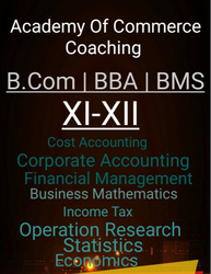 Tutoring Account,Economics Top Corporate Accounting Tuition In Noida