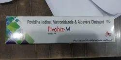 Pivohiz- M Iodine Ointment