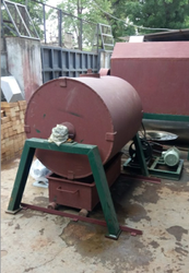 Supari Roasting Machine