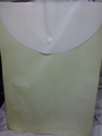 Vertical 2 Pocket Button Bag