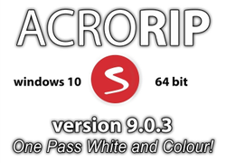 脱机RIP软件,适用于Windows,在1PC中安装