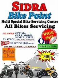 Bike Servicing & Repair