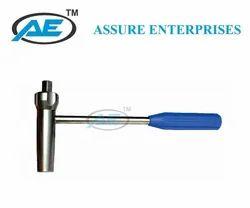 Cutter For Tens Interlocking Nail