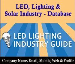 LED, Lighting & Solar Companies Database 2020