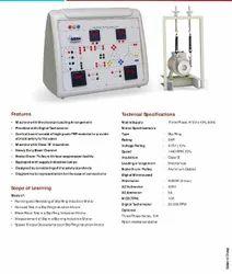 Swastik Electronics Slip Ring Induction Motor Setup, For Industrial