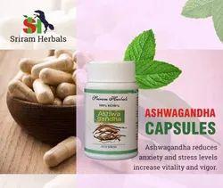 Anti Inflammatory Herbal Capsules