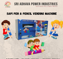 Sapi Pen And Pencil Vending Machine