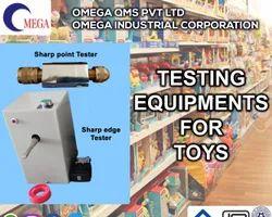 Sharp Edge Tester For Toy Testing