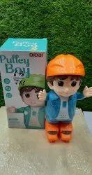 Pulley Boy Toy