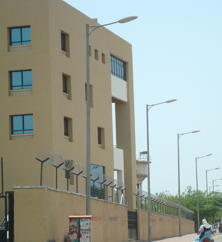 Bajaj Lighting Pole