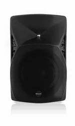 1 Black Honeywell Self-powered, 2-way Vented Speaker with DSP (Bluetooth)