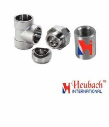 Super Duplex Steel S32750/ S32760 Threaded Forged Fittings