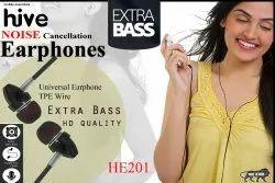 HE201, Universal Earphones