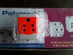 Polymade 2×5 Pin Multy Plug