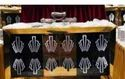 Stainless Steel Buffet Catering Counter, For Wedding