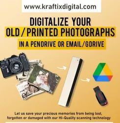 In Kolkata Photo Scanning Services, Home Delivery