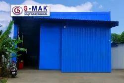 G-Mak CNC Industrial Training