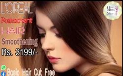 L'Oreal Permanent Hair Smoothening