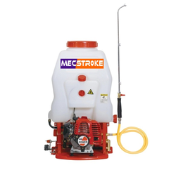 Mecstroke Brand 4stroke Gx35 Knapsack Portable Sprayer With 20 Ltr Tank