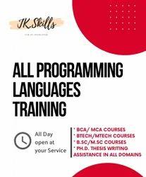 Computers English Programming Language Training Services