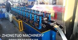 High Quality Roller Shutter Door Roll Forming Machine