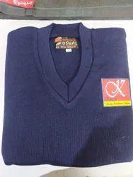 Unisex V Neck Office Sweater