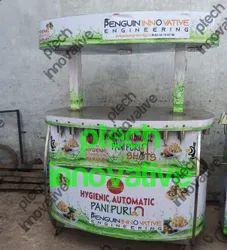 15 Nozzle Automatic Panipuri Machine