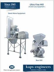 Micronized Powdering Machine